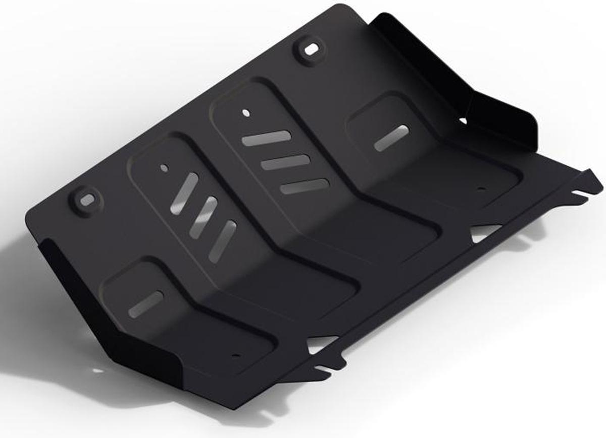 Защита радиатора Автоброня Mitsubishi L200 2015-/Mitsubishi Pajero Sport 2016-, сталь 2 мм111.04046.1Защита радиатора Автоброня Mitsubishi L200, V - 2.4d; 2,4d H.P. 2015-/Mitsubishi Pajero Sport, V - 3,0i 2016-, сталь 2 мм, комплект крепежа, 111.04046.1Стальные защиты Автоброня надежно защищают ваш автомобиль от повреждений при наезде на бордюры, выступающие канализационные люки, кромки поврежденного асфальта или при ремонте дорог, не говоря уже о загородных дорогах. - Имеют оптимальное соотношение цена-качество. - Спроектированы с учетом особенностей автомобиля, что делает установку удобной. - Защита устанавливается в штатные места кузова автомобиля. - Является надежной защитой для важных элементов на протяжении долгих лет. - Глубокий штамп дополнительно усиливает конструкцию защиты. - Подштамповка в местах крепления защищает крепеж от срезания. - Технологические отверстия там, где они необходимы для смены масла и слива воды, оборудованные заглушками, закрепленными на защите. Толщина стали 2 мм. В комплекте крепеж и инструкция по установке.Уважаемые клиенты! Обращаем ваше внимание на тот факт, что защита имеет форму, соответствующую модели данного автомобиля. Наличие глубокого штампа и лючков для смены фильтров/масла предусмотрено не на всех защитах. Фото служит для визуального восприятия товара.