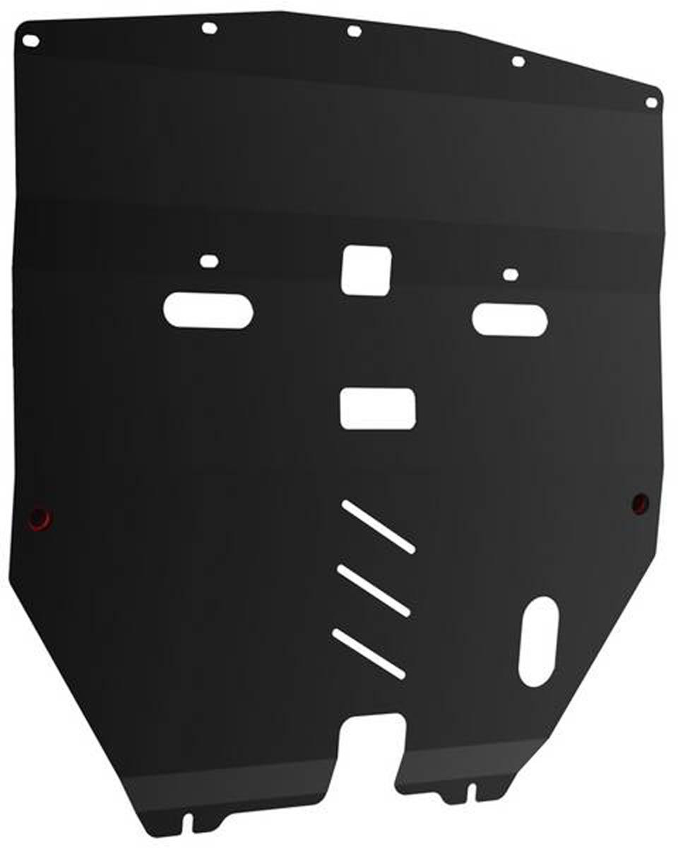 Защита картера Автоброня Nissan Teana 2003-2008, сталь 2 мм111.04133.1Защита картера Автоброня Nissan Teana, V - 3,5 2003-2008, сталь 2 мм, комплект крепежа, 111.04133.1Стальные защиты Автоброня надежно защищают ваш автомобиль от повреждений при наезде на бордюры, выступающие канализационные люки, кромки поврежденного асфальта или при ремонте дорог, не говоря уже о загородных дорогах.- Имеют оптимальное соотношение цена-качество.- Спроектированы с учетом особенностей автомобиля, что делает установку удобной.- Защита устанавливается в штатные места кузова автомобиля.- Является надежной защитой для важных элементов на протяжении долгих лет.- Глубокий штамп дополнительно усиливает конструкцию защиты.- Подштамповка в местах крепления защищает крепеж от срезания.- Технологические отверстия там, где они необходимы для смены масла и слива воды, оборудованные заглушками, закрепленными на защите.Толщина стали 2 мм.В комплекте крепеж и инструкция по установке.Уважаемые клиенты!Обращаем ваше внимание на тот факт, что защита имеет форму, соответствующую модели данного автомобиля. Наличие глубокого штампа и лючков для смены фильтров/масла предусмотрено не на всех защитах. Фото служит для визуального восприятия товара.