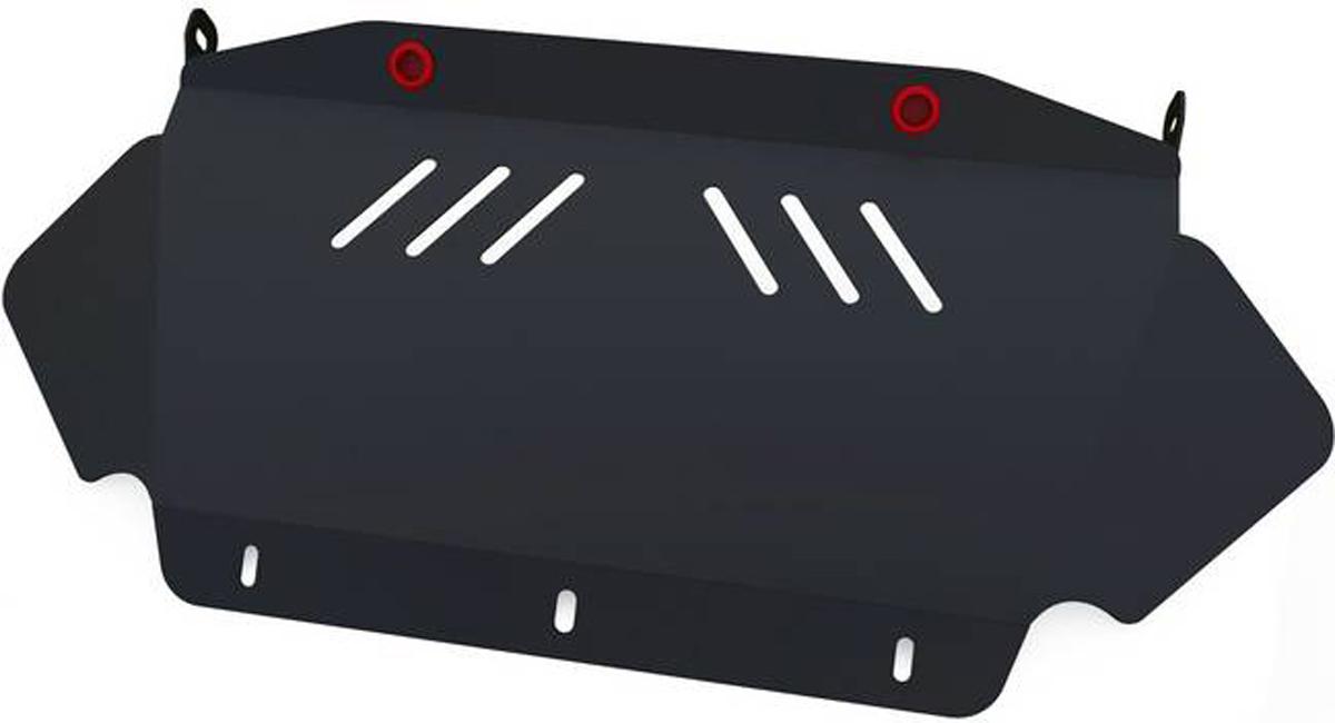 Защита картера Автоброня Nissan Terrano II 1996-2002, сталь 2 мм111.04135.1Защита картера Автоброня Nissan Terrano II, V - 2,4: 2,7D 1996-2002, сталь 2 мм, комплект крепежа, 111.04135.1 Дополнительно можно приобрести другие защитные элементы из комплекта: защита КПП - 111.04136.1, защита РК - 111.04137.1Стальные защиты Автоброня надежно защищают ваш автомобиль от повреждений при наезде на бордюры, выступающие канализационные люки, кромки поврежденного асфальта или при ремонте дорог, не говоря уже о загородных дорогах. - Имеют оптимальное соотношение цена-качество. - Спроектированы с учетом особенностей автомобиля, что делает установку удобной. - Защита устанавливается в штатные места кузова автомобиля. - Является надежной защитой для важных элементов на протяжении долгих лет. - Глубокий штамп дополнительно усиливает конструкцию защиты. - Подштамповка в местах крепления защищает крепеж от срезания. - Технологические отверстия там, где они необходимы для смены масла и слива воды, оборудованные заглушками, закрепленными на защите. Толщина стали 2 мм. В комплекте крепеж и инструкция по установке.Уважаемые клиенты! Обращаем ваше внимание на тот факт, что защита имеет форму, соответствующую модели данного автомобиля. Наличие глубокого штампа и лючков для смены фильтров/масла предусмотрено не на всех защитах. Фото служит для визуального восприятия товара.