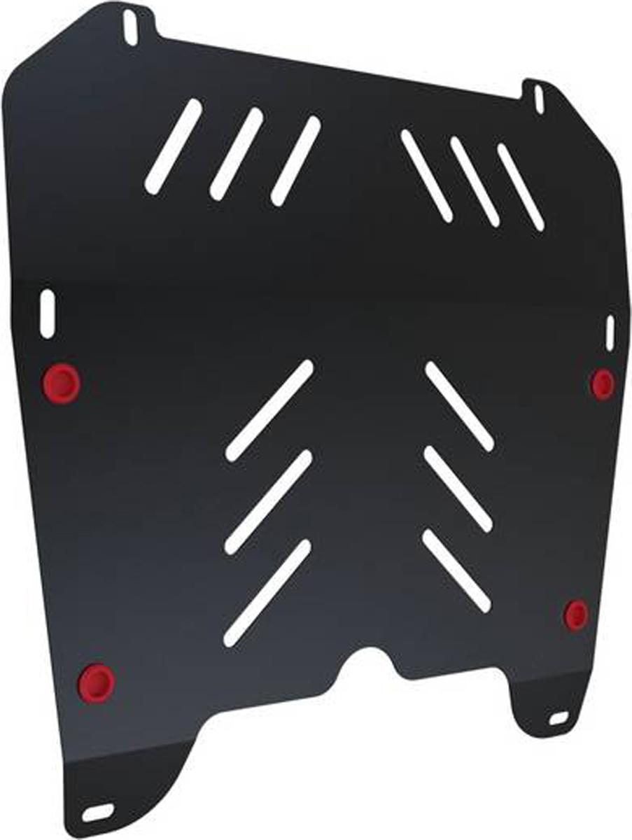 Защита картера и КПП Автоброня Opel Vectra C 2004-2008, сталь 2 мм111.04204.2Защита картера и КПП Автоброня Opel Vectra C, V - 1,6; 1,8; 2,2 2004-2008, сталь 2 мм, комплект крепежа, 111.04204.2Стальные защиты Автоброня надежно защищают ваш автомобиль от повреждений при наезде на бордюры, выступающие канализационные люки, кромки поврежденного асфальта или при ремонте дорог, не говоря уже о загородных дорогах. - Имеют оптимальное соотношение цена-качество. - Спроектированы с учетом особенностей автомобиля, что делает установку удобной. - Защита устанавливается в штатные места кузова автомобиля. - Является надежной защитой для важных элементов на протяжении долгих лет. - Глубокий штамп дополнительно усиливает конструкцию защиты. - Подштамповка в местах крепления защищает крепеж от срезания. - Технологические отверстия там, где они необходимы для смены масла и слива воды, оборудованные заглушками, закрепленными на защите. Толщина стали 2 мм. В комплекте крепеж и инструкция по установке.Уважаемые клиенты! Обращаем ваше внимание на тот факт, что защита имеет форму, соответствующую модели данного автомобиля. Наличие глубокого штампа и лючков для смены фильтров/масла предусмотрено не на всех защитах. Фото служит для визуального восприятия товара.