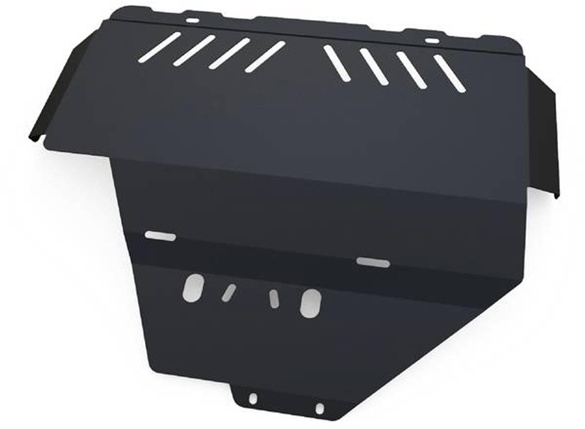 Защита картера Автоброня Subaru Impreza 2007-2011, сталь 2 мм111.05407.1Защита картера Автоброня Subaru Impreza, V - 1,5R; 2,0 R; 2,5 WRX; 2,5 STI 2007-2011, сталь 2 мм, комплект крепежа, 111.05407.1Стальные защиты Автоброня надежно защищают ваш автомобиль от повреждений при наезде на бордюры, выступающие канализационные люки, кромки поврежденного асфальта или при ремонте дорог, не говоря уже о загородных дорогах. - Имеют оптимальное соотношение цена-качество. - Спроектированы с учетом особенностей автомобиля, что делает установку удобной. - Защита устанавливается в штатные места кузова автомобиля. - Является надежной защитой для важных элементов на протяжении долгих лет. - Глубокий штамп дополнительно усиливает конструкцию защиты. - Подштамповка в местах крепления защищает крепеж от срезания. - Технологические отверстия там, где они необходимы для смены масла и слива воды, оборудованные заглушками, закрепленными на защите. Толщина стали 2 мм. В комплекте крепеж и инструкция по установке.Уважаемые клиенты! Обращаем ваше внимание на тот факт, что защита имеет форму, соответствующую модели данного автомобиля. Наличие глубокого штампа и лючков для смены фильтров/масла предусмотрено не на всех защитах. Фото служит для визуального восприятия товара.