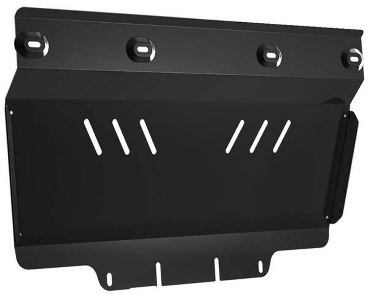 Защита картера Автоброня Subaru Forester 2003-2008, сталь 2 мм111.05415.1Защита картера Автоброня Subaru Forester, V-2,0 2003-2008, сталь 2 мм, комплект крепежа, 111.05415.1 Дополнительно можно приобрести другие защитные элементы из комплекта: защита КПП - 111.05416.1Стальные защиты Автоброня надежно защищают ваш автомобиль от повреждений при наезде на бордюры, выступающие канализационные люки, кромки поврежденного асфальта или при ремонте дорог, не говоря уже о загородных дорогах. - Имеют оптимальное соотношение цена-качество. - Спроектированы с учетом особенностей автомобиля, что делает установку удобной. - Защита устанавливается в штатные места кузова автомобиля. - Является надежной защитой для важных элементов на протяжении долгих лет. - Глубокий штамп дополнительно усиливает конструкцию защиты. - Подштамповка в местах крепления защищает крепеж от срезания. - Технологические отверстия там, где они необходимы для смены масла и слива воды, оборудованные заглушками, закрепленными на защите. Толщина стали 2 мм. В комплекте крепеж и инструкция по установке.Уважаемые клиенты! Обращаем ваше внимание на тот факт, что защита имеет форму, соответствующую модели данного автомобиля. Наличие глубокого штампа и лючков для смены фильтров/масла предусмотрено не на всех защитах. Фото служит для визуального восприятия товара.