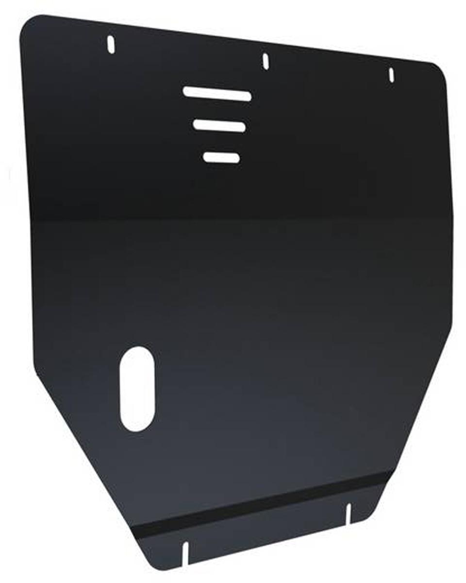 Защита картера и КПП Автоброня Suzuki Swift 2004-2011, сталь 2 мм111.05506.1Защита картера и КПП Автоброня Suzuki Swift, V - 1,3; 1,5 2004-2011, сталь 2 мм, комплект крепежа, 111.05506.1Стальные защиты Автоброня надежно защищают ваш автомобиль от повреждений при наезде на бордюры, выступающие канализационные люки, кромки поврежденного асфальта или при ремонте дорог, не говоря уже о загородных дорогах. - Имеют оптимальное соотношение цена-качество. - Спроектированы с учетом особенностей автомобиля, что делает установку удобной. - Защита устанавливается в штатные места кузова автомобиля. - Является надежной защитой для важных элементов на протяжении долгих лет. - Глубокий штамп дополнительно усиливает конструкцию защиты. - Подштамповка в местах крепления защищает крепеж от срезания. - Технологические отверстия там, где они необходимы для смены масла и слива воды, оборудованные заглушками, закрепленными на защите. Толщина стали 2 мм. В комплекте крепеж и инструкция по установке.Уважаемые клиенты! Обращаем ваше внимание на тот факт, что защита имеет форму, соответствующую модели данного автомобиля. Наличие глубокого штампа и лючков для смены фильтров/масла предусмотрено не на всех защитах. Фото служит для визуального восприятия товара.