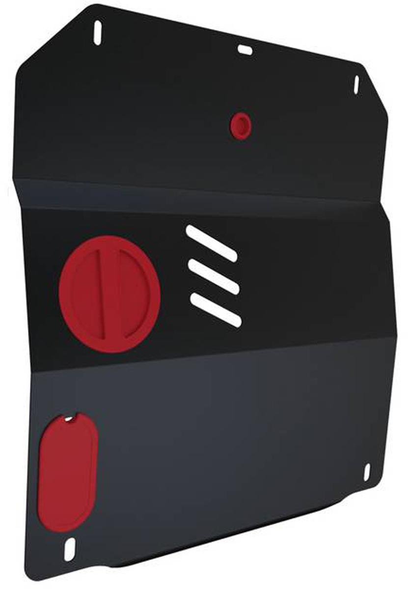 Защита картера и КПП Автоброня Suzuki Swift 2011-, сталь 2 мм111.05510.1Защита картера и КПП Автоброня Suzuki Swift 2011-, сталь 2 мм, комплект крепежа, 111.05510.1Стальные защиты Автоброня надежно защищают ваш автомобиль от повреждений при наезде на бордюры, выступающие канализационные люки, кромки поврежденного асфальта или при ремонте дорог, не говоря уже о загородных дорогах.- Имеют оптимальное соотношение цена-качество.- Спроектированы с учетом особенностей автомобиля, что делает установку удобной.- Защита устанавливается в штатные места кузова автомобиля.- Является надежной защитой для важных элементов на протяжении долгих лет.- Глубокий штамп дополнительно усиливает конструкцию защиты.- Подштамповка в местах крепления защищает крепеж от срезания.- Технологические отверстия там, где они необходимы для смены масла и слива воды, оборудованные заглушками, закрепленными на защите.Толщина стали 2 мм.В комплекте крепеж и инструкция по установке.Уважаемые клиенты!Обращаем ваше внимание на тот факт, что защита имеет форму, соответствующую модели данного автомобиля. Наличие глубокого штампа и лючков для смены фильтров/масла предусмотрено не на всех защитах. Фото служит для визуального восприятия товара.