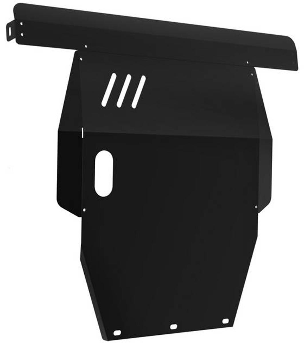 Защита картера и КПП Автоброня Toyota Carina T19 1992-1998, сталь 2 мм111.05727.1Защита картера и КПП Автоброня Toyota Carina T19, МКПП V - 1,6; 1,8; 2,0 1992-1998, сталь 2 мм, комплект крепежа, 111.05727.1Стальные защиты Автоброня надежно защищают ваш автомобиль от повреждений при наезде на бордюры, выступающие канализационные люки, кромки поврежденного асфальта или при ремонте дорог, не говоря уже о загородных дорогах.- Имеют оптимальное соотношение цена-качество.- Спроектированы с учетом особенностей автомобиля, что делает установку удобной.- Защита устанавливается в штатные места кузова автомобиля.- Является надежной защитой для важных элементов на протяжении долгих лет.- Глубокий штамп дополнительно усиливает конструкцию защиты.- Подштамповка в местах крепления защищает крепеж от срезания.- Технологические отверстия там, где они необходимы для смены масла и слива воды, оборудованные заглушками, закрепленными на защите.Толщина стали 2 мм.В комплекте крепеж и инструкция по установке.Уважаемые клиенты!Обращаем ваше внимание на тот факт, что защита имеет форму, соответствующую модели данного автомобиля. Наличие глубокого штампа и лючков для смены фильтров/масла предусмотрено не на всех защитах. Фото служит для визуального восприятия товара.