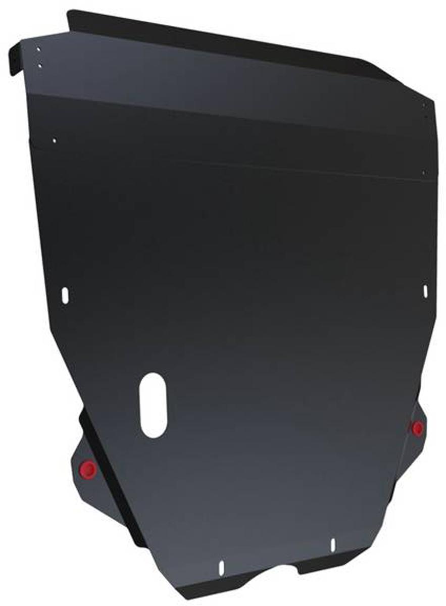 Защита картера и КПП Автоброня Toyota Camry 1996-2001, сталь 2 мм111.05733.1Защита картера и КПП Автоброня Toyota Camry 1996-2001, сталь 2 мм, комплект крепежа, 111.05733.1Стальные защиты Автоброня надежно защищают ваш автомобиль от повреждений при наезде на бордюры, выступающие канализационные люки, кромки поврежденного асфальта или при ремонте дорог, не говоря уже о загородных дорогах.- Имеют оптимальное соотношение цена-качество.- Спроектированы с учетом особенностей автомобиля, что делает установку удобной.- Защита устанавливается в штатные места кузова автомобиля.- Является надежной защитой для важных элементов на протяжении долгих лет.- Глубокий штамп дополнительно усиливает конструкцию защиты.- Подштамповка в местах крепления защищает крепеж от срезания.- Технологические отверстия там, где они необходимы для смены масла и слива воды, оборудованные заглушками, закрепленными на защите.Толщина стали 2 мм.В комплекте крепеж и инструкция по установке.Уважаемые клиенты!Обращаем ваше внимание на тот факт, что защита имеет форму, соответствующую модели данного автомобиля. Наличие глубокого штампа и лючков для смены фильтров/масла предусмотрено не на всех защитах. Фото служит для визуального восприятия товара.