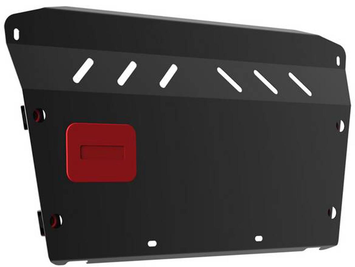 Защита картера и КПП Автоброня Toyota Camry 2001-2005, сталь 2 мм111.05734.1Защита картера и КПП Автоброня Toyota Camry, V - 2,4; 3,0 2001-2005, сталь 2 мм, комплект крепежа, 111.05734.1Стальные защиты Автоброня надежно защищают ваш автомобиль от повреждений при наезде на бордюры, выступающие канализационные люки, кромки поврежденного асфальта или при ремонте дорог, не говоря уже о загородных дорогах.- Имеют оптимальное соотношение цена-качество.- Спроектированы с учетом особенностей автомобиля, что делает установку удобной.- Защита устанавливается в штатные места кузова автомобиля.- Является надежной защитой для важных элементов на протяжении долгих лет.- Глубокий штамп дополнительно усиливает конструкцию защиты.- Подштамповка в местах крепления защищает крепеж от срезания.- Технологические отверстия там, где они необходимы для смены масла и слива воды, оборудованные заглушками, закрепленными на защите.Толщина стали 2 мм.В комплекте крепеж и инструкция по установке.Уважаемые клиенты!Обращаем ваше внимание на тот факт, что защита имеет форму, соответствующую модели данного автомобиля. Наличие глубокого штампа и лючков для смены фильтров/масла предусмотрено не на всех защитах. Фото служит для визуального восприятия товара.