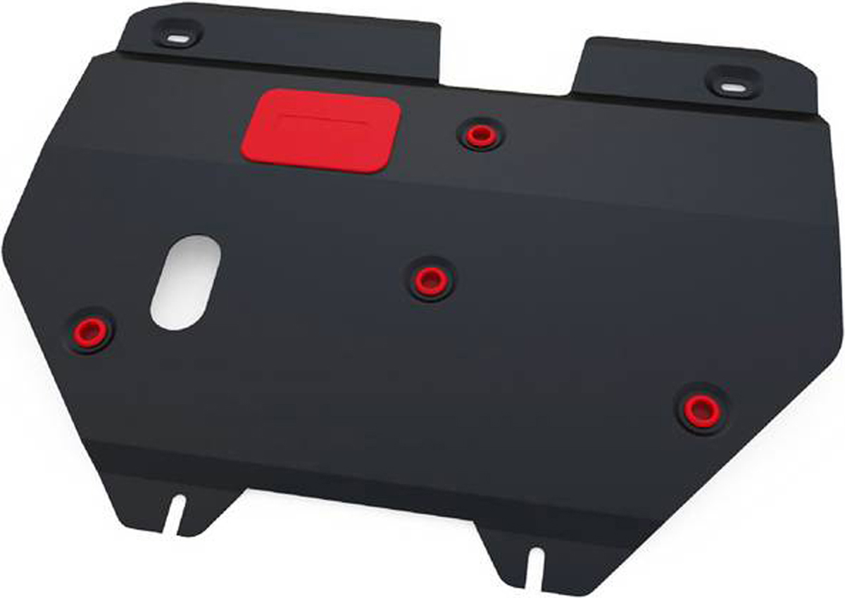 Защита картера и КПП Автоброня Toyota Celica 1999-2006, сталь 2 мм111.05763.1Защита картера и КПП Автоброня Toyota Celica МКПП,V - 1,8 1999-2006, сталь 2 мм, комплект крепежа, 111.05763.1Стальные защиты Автоброня надежно защищают ваш автомобиль от повреждений при наезде на бордюры, выступающие канализационные люки, кромки поврежденного асфальта или при ремонте дорог, не говоря уже о загородных дорогах.- Имеют оптимальное соотношение цена-качество.- Спроектированы с учетом особенностей автомобиля, что делает установку удобной.- Защита устанавливается в штатные места кузова автомобиля.- Является надежной защитой для важных элементов на протяжении долгих лет.- Глубокий штамп дополнительно усиливает конструкцию защиты.- Подштамповка в местах крепления защищает крепеж от срезания.- Технологические отверстия там, где они необходимы для смены масла и слива воды, оборудованные заглушками, закрепленными на защите.Толщина стали 2 мм.В комплекте крепеж и инструкция по установке.Уважаемые клиенты!Обращаем ваше внимание на тот факт, что защита имеет форму, соответствующую модели данного автомобиля. Наличие глубокого штампа и лючков для смены фильтров/масла предусмотрено не на всех защитах. Фото служит для визуального восприятия товара.