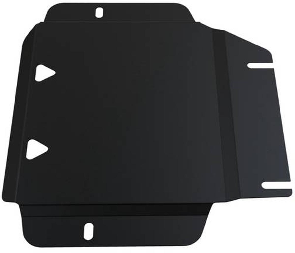 Защита РК Автоброня Volkswagen Amarok 2010-2016, сталь 2 мм111.05818.1Защита РК Автоброня Volkswagen Amarok, V - 2.0 TDI 2010-2016, сталь 2 мм, комплект крепежа, 111.05818.1Дополнительно можно приобрести другие защитные элементы из комплекта: защита КПП - 111.05016.1, защита КПП - 111.05017.1Стальные защиты Автоброня надежно защищают ваш автомобиль от повреждений при наезде на бордюры, выступающие канализационные люки, кромки поврежденного асфальта или при ремонте дорог, не говоря уже о загородных дорогах.- Имеют оптимальное соотношение цена-качество.- Спроектированы с учетом особенностей автомобиля, что делает установку удобной.- Защита устанавливается в штатные места кузова автомобиля.- Является надежной защитой для важных элементов на протяжении долгих лет.- Глубокий штамп дополнительно усиливает конструкцию защиты.- Подштамповка в местах крепления защищает крепеж от срезания.- Технологические отверстия там, где они необходимы для смены масла и слива воды, оборудованные заглушками, закрепленными на защите.Толщина стали 2 мм.В комплекте крепеж и инструкция по установке.Уважаемые клиенты!Обращаем ваше внимание на тот факт, что защита имеет форму, соответствующую модели данного автомобиля. Наличие глубокого штампа и лючков для смены фильтров/масла предусмотрено не на всех защитах. Фото служит для визуального восприятия товара.