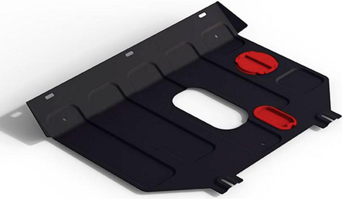 Защита картера и КПП Автоброня Zotye T600 2016-, сталь 2 мм111.09701.1Защита картера и КПП Автоброня Zotye T600, V - 1,5T 2016-, сталь 2 мм, комплект крепежа, 111.09701.1Стальные защиты Автоброня надежно защищают ваш автомобиль от повреждений при наезде на бордюры, выступающие канализационные люки, кромки поврежденного асфальта или при ремонте дорог, не говоря уже о загородных дорогах.- Имеют оптимальное соотношение цена-качество.- Спроектированы с учетом особенностей автомобиля, что делает установку удобной.- Защита устанавливается в штатные места кузова автомобиля.- Является надежной защитой для важных элементов на протяжении долгих лет.- Глубокий штамп дополнительно усиливает конструкцию защиты.- Подштамповка в местах крепления защищает крепеж от срезания.- Технологические отверстия там, где они необходимы для смены масла и слива воды, оборудованные заглушками, закрепленными на защите.Толщина стали 2 мм.В комплекте крепеж и инструкция по установке.Уважаемые клиенты!Обращаем ваше внимание на тот факт, что защита имеет форму, соответствующую модели данного автомобиля. Наличие глубокого штампа и лючков для смены фильтров/масла предусмотрено не на всех защитах. Фото служит для визуального восприятия товара.