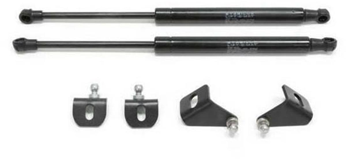 Упоры капота  Rival  для Skoda Yeti 2014-, 2 шт - Тюнинг и защита - Упоры капота и амортизаторы багажника