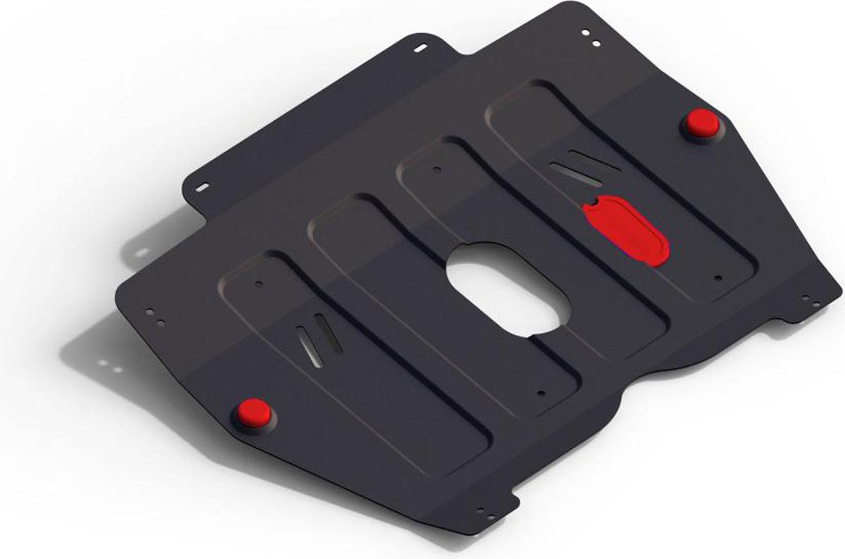 Защита картера и КПП Автоброня Changan Raeton 2013-2016, сталь 2 мм111.08904.1Защита картера и КПП Автоброня Changan Raeton; V - 1,8; 2013-2016, сталь 2 мм, комплект крепежа, 111.08904.1Стальные защиты Автоброня надежно защищают ваш автомобиль от повреждений при наезде на бордюры, выступающие канализационные люки, кромки поврежденного асфальта или при ремонте дорог, не говоря уже о загородных дорогах. - Имеют оптимальное соотношение цена-качество. - Спроектированы с учетом особенностей автомобиля, что делает установку удобной. - Защита устанавливается в штатные места кузова автомобиля. - Является надежной защитой для важных элементов на протяжении долгих лет. - Глубокий штамп дополнительно усиливает конструкцию защиты. - Подштамповка в местах крепления защищает крепеж от срезания. - Технологические отверстия там, где они необходимы для смены масла и слива воды, оборудованные заглушками, закрепленными на защите. Толщина стали 2 мм. В комплекте крепеж и инструкция по установке.Уважаемые клиенты! Обращаем ваше внимание на тот факт, что защита имеет форму, соответствующую модели данного автомобиля. Наличие глубокого штампа и лючков для смены фильтров/масла предусмотрено не на всех защитах. Фото служит для визуального восприятия товара.