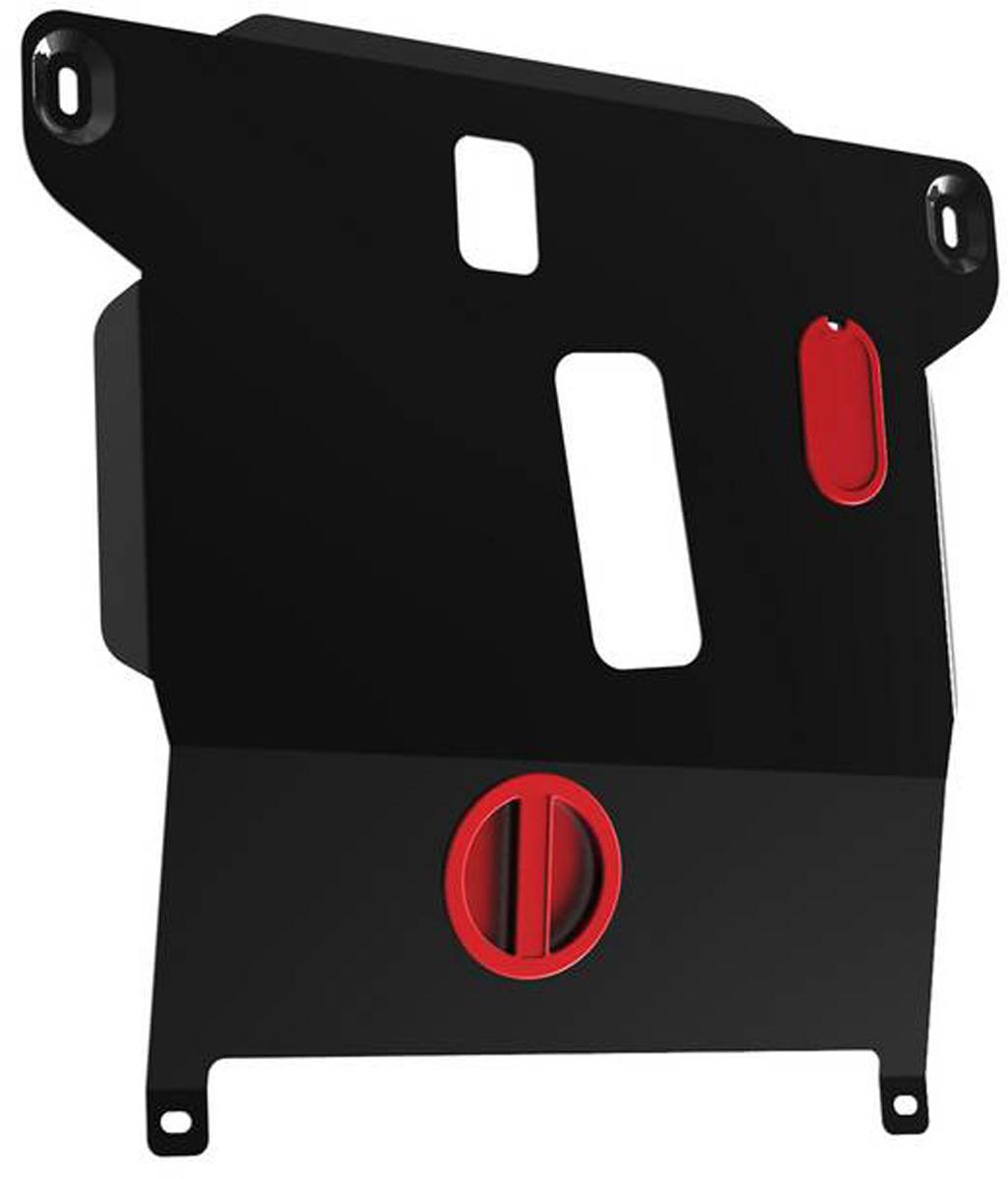 Защита картера и КПП Автоброня Chevrolet Cobalt 2013-2015/Ravon R4 2016-, сталь 2 мм111.01016.1Защита картера и КПП Автоброня для Chevrolet Cobalt, V - 1,5 2013-2015/Ravon R4, V - 1,5 2016-, сталь 2 мм, комплект крепежа, 111.01016.1Стальные защиты Автоброня надежно защищают ваш автомобиль от повреждений при наезде на бордюры, выступающие канализационные люки, кромки поврежденного асфальта или при ремонте дорог, не говоря уже о загородных дорогах. - Имеют оптимальное соотношение цена-качество. - Спроектированы с учетом особенностей автомобиля, что делает установку удобной. - Защита устанавливается в штатные места кузова автомобиля. - Является надежной защитой для важных элементов на протяжении долгих лет. - Глубокий штамп дополнительно усиливает конструкцию защиты. - Подштамповка в местах крепления защищает крепеж от срезания. - Технологические отверстия там, где они необходимы для смены масла и слива воды, оборудованные заглушками, закрепленными на защите. Толщина стали 2 мм. В комплекте крепеж и инструкция по установке.Уважаемые клиенты! Обращаем ваше внимание на тот факт, что защита имеет форму, соответствующую модели данного автомобиля. Наличие глубокого штампа и лючков для смены фильтров/масла предусмотрено не на всех защитах. Фото служит для визуального восприятия товара.