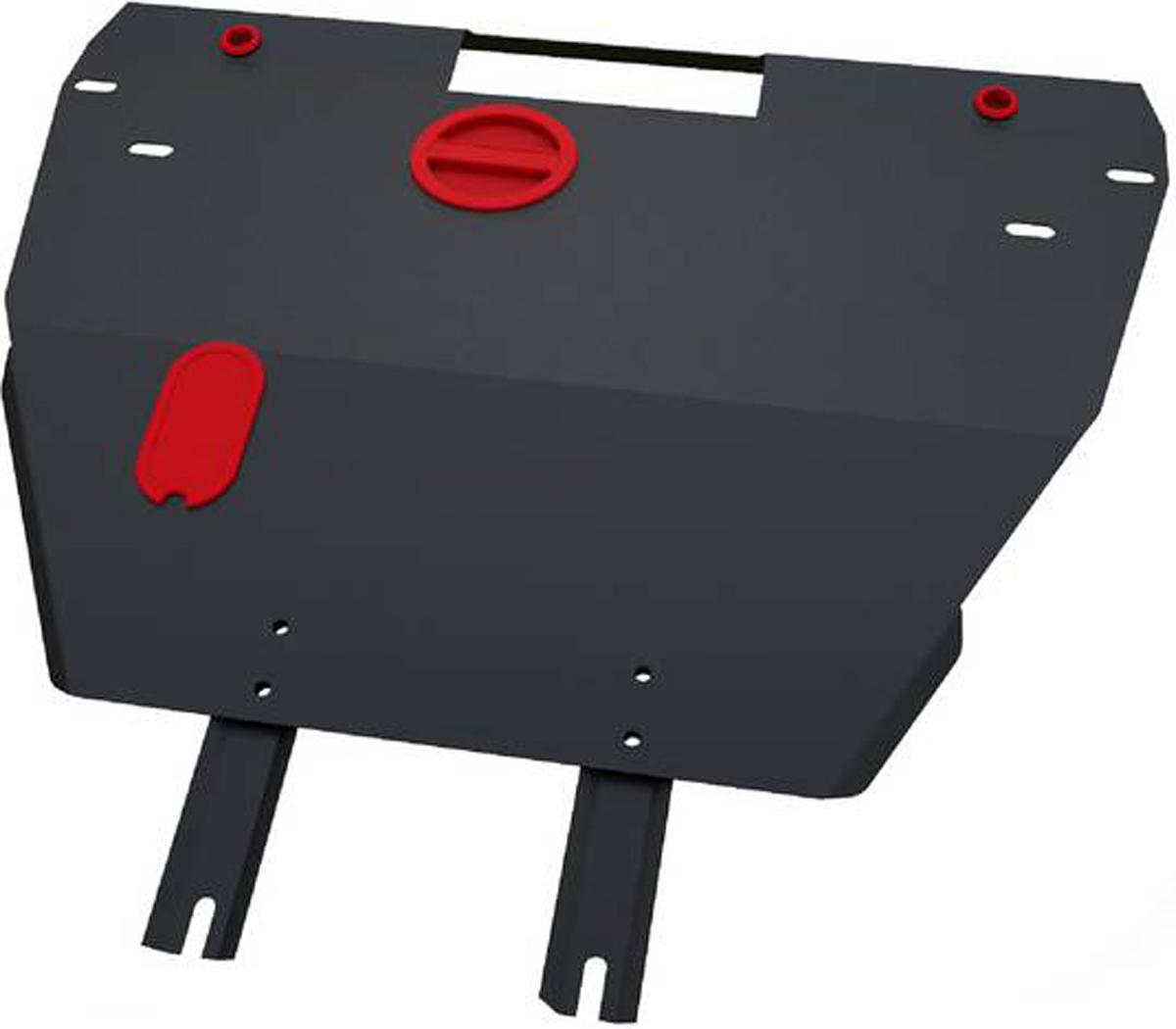 Защита картера и КПП Автоброня FAW B50 Besturn 2012-/FAW X80 2016-, сталь 2 мм111.08001.2Защита картера и КПП Автоброня для FAW B50 Besturn, V-1,6 2012-/FAW X80 Besturn, V-2,0 2016-, сталь 2 мм, комплект крепежа, 111.08001.2Стальные защиты Автоброня надежно защищают ваш автомобиль от повреждений при наезде на бордюры, выступающие канализационные люки, кромки поврежденного асфальта или при ремонте дорог, не говоря уже о загородных дорогах.- Имеют оптимальное соотношение цена-качество.- Спроектированы с учетом особенностей автомобиля, что делает установку удобной.- Защита устанавливается в штатные места кузова автомобиля.- Является надежной защитой для важных элементов на протяжении долгих лет.- Глубокий штамп дополнительно усиливает конструкцию защиты.- Подштамповка в местах крепления защищает крепеж от срезания.- Технологические отверстия там, где они необходимы для смены масла и слива воды, оборудованные заглушками, закрепленными на защите.Толщина стали 2 мм.В комплекте крепеж и инструкция по установке.Уважаемые клиенты!Обращаем ваше внимание на тот факт, что защита имеет форму, соответствующую модели данного автомобиля. Наличие глубокого штампа и лючков для смены фильтров/масла предусмотрено не на всех защитах. Фото служит для визуального восприятия товара.