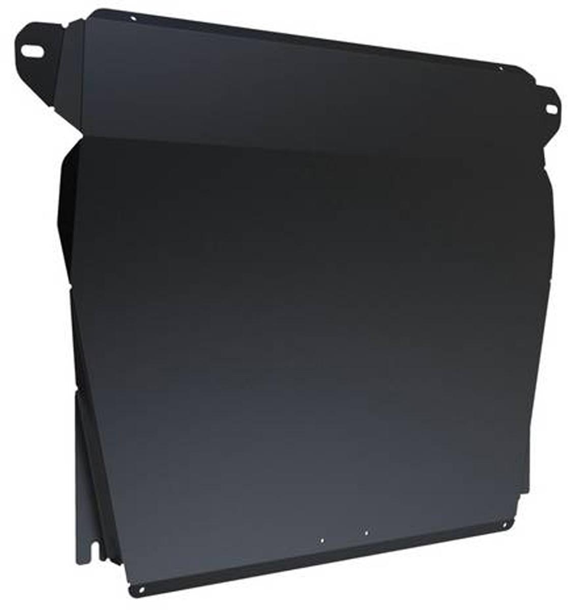 Защита картера и КПП Автоброня Honda Civic 2012-, сталь 2 мм111.02122.1Защита картера и КПП Автоброня Honda Civic 5D, V - 1,8 2012-, сталь 2 мм, комплект крепежа, 111.02122.1Стальные защиты Автоброня надежно защищают ваш автомобиль от повреждений при наезде на бордюры, выступающие канализационные люки, кромки поврежденного асфальта или при ремонте дорог, не говоря уже о загородных дорогах. - Имеют оптимальное соотношение цена-качество. - Спроектированы с учетом особенностей автомобиля, что делает установку удобной. - Защита устанавливается в штатные места кузова автомобиля. - Является надежной защитой для важных элементов на протяжении долгих лет. - Глубокий штамп дополнительно усиливает конструкцию защиты. - Подштамповка в местах крепления защищает крепеж от срезания. - Технологические отверстия там, где они необходимы для смены масла и слива воды, оборудованные заглушками, закрепленными на защите. Толщина стали 2 мм. В комплекте крепеж и инструкция по установке.Уважаемые клиенты! Обращаем ваше внимание на тот факт, что защита имеет форму, соответствующую модели данного автомобиля. Наличие глубокого штампа и лючков для смены фильтров/масла предусмотрено не на всех защитах. Фото служит для визуального восприятия товара.