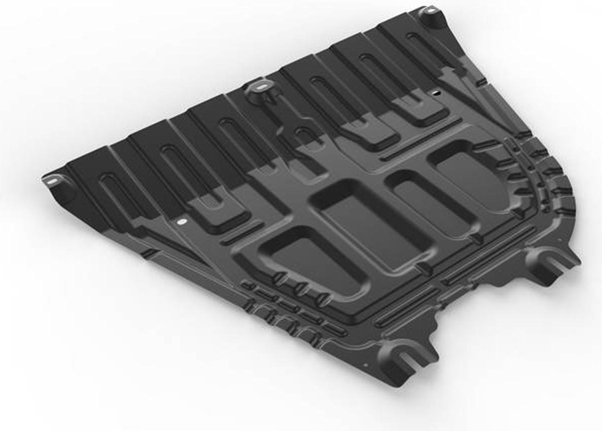 Защита картера и КПП Автоброня Hyundai Solaris 2017-/Kia Rio 2017-, сталь 2 мм111.02370.1Защита картера и КПП Автоброня Hyundai Solaris, V - 1,6; АКПП 2017-/Kia Rio 2017-, V - 1.6; МКПП, сталь 2 мм, комплект крепежа, 111.02370.1Стальные защиты Автоброня надежно защищают ваш автомобиль от повреждений при наезде на бордюры, выступающие канализационные люки, кромки поврежденного асфальта или при ремонте дорог, не говоря уже о загородных дорогах.- Имеют оптимальное соотношение цена-качество.- Спроектированы с учетом особенностей автомобиля, что делает установку удобной.- Защита устанавливается в штатные места кузова автомобиля.- Является надежной защитой для важных элементов на протяжении долгих лет.- Глубокий штамп дополнительно усиливает конструкцию защиты.- Подштамповка в местах крепления защищает крепеж от срезания.Толщина стали 2 мм.В комплекте крепеж и инструкция по установке.