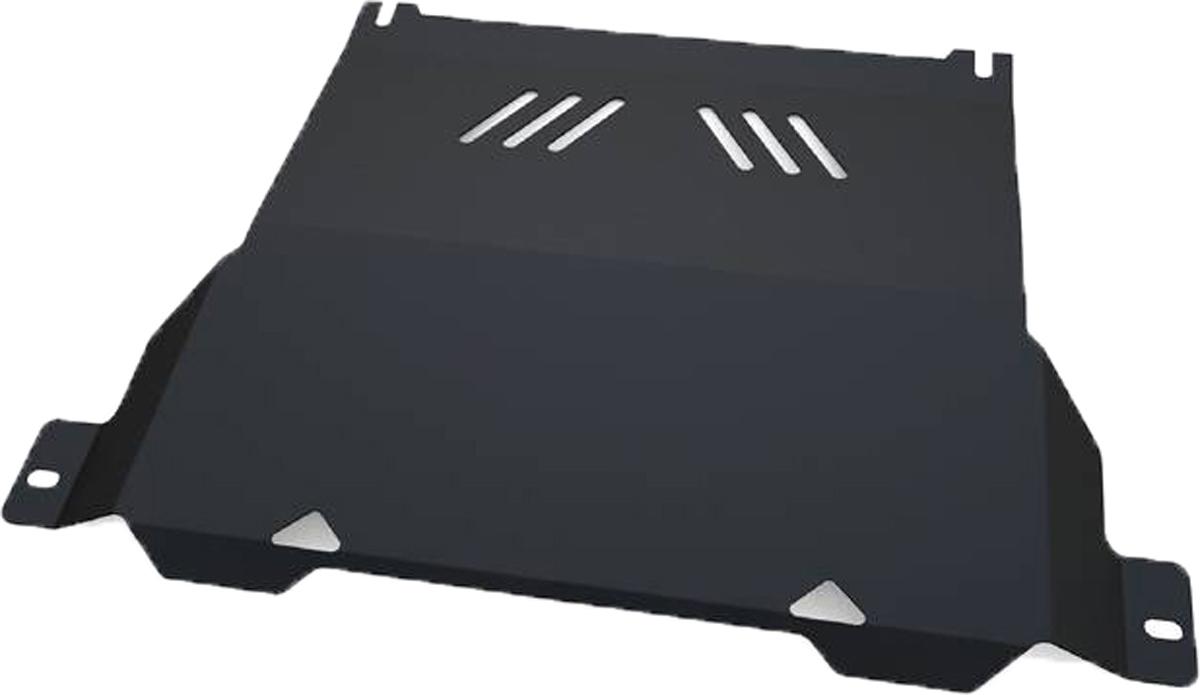 Защита КПП Автоброня Cadillac CTS 2008-, сталь 2 мм111.00804.1Защита КПП Автоброня Cadillac CTS, V - 2,8; 3,6 2008-, сталь 2 мм, комплект крепежа, 111.00804.1 Дополнительно можно приобрести другие защитные элементы из комплекта: защита картера - 111.00802.1Стальные защиты Автоброня надежно защищают ваш автомобиль от повреждений при наезде на бордюры, выступающие канализационные люки, кромки поврежденного асфальта или при ремонте дорог, не говоря уже о загородных дорогах. - Имеют оптимальное соотношение цена-качество. - Спроектированы с учетом особенностей автомобиля, что делает установку удобной. - Защита устанавливается в штатные места кузова автомобиля. - Является надежной защитой для важных элементов на протяжении долгих лет. - Глубокий штамп дополнительно усиливает конструкцию защиты. - Подштамповка в местах крепления защищает крепеж от срезания. - Технологические отверстия там, где они необходимы для смены масла и слива воды, оборудованные заглушками, закрепленными на защите. Толщина стали 2 мм. В комплекте крепеж и инструкция по установке.Уважаемые клиенты! Обращаем ваше внимание на тот факт, что защита имеет форму, соответствующую модели данного автомобиля. Наличие глубокого штампа и лючков для смены фильтров/масла предусмотрено не на всех защитах. Фото служит для визуального восприятия товара.