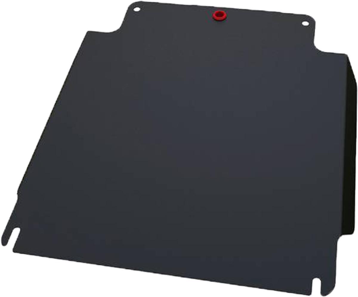 Защита КПП Автоброня Ford Ranger 2007-2012/Mazda BT 50 2006-2012, сталь 2 мм111.01809.1Защита КПП Автоброня для Ford Ranger, V - 2,5Т 2007-2012/Mazda BT 50, V - 2,5 2006-2012, сталь 2 мм, комплект крепежа, 111.01809.1 Дополнительно можно приобрести другие защитные элементы из комплекта: защита картера - 111.01821.1, защита РК - 111.01810.1Стальные защиты Автоброня надежно защищают ваш автомобиль от повреждений при наезде на бордюры, выступающие канализационные люки, кромки поврежденного асфальта или при ремонте дорог, не говоря уже о загородных дорогах. - Имеют оптимальное соотношение цена-качество. - Спроектированы с учетом особенностей автомобиля, что делает установку удобной. - Защита устанавливается в штатные места кузова автомобиля. - Является надежной защитой для важных элементов на протяжении долгих лет. - Глубокий штамп дополнительно усиливает конструкцию защиты. - Подштамповка в местах крепления защищает крепеж от срезания. - Технологические отверстия там, где они необходимы для смены масла и слива воды, оборудованные заглушками, закрепленными на защите. Толщина стали 2 мм. В комплекте крепеж и инструкция по установке.Уважаемые клиенты! Обращаем ваше внимание на тот факт, что защита имеет форму, соответствующую модели данного автомобиля. Наличие глубокого штампа и лючков для смены фильтров/масла предусмотрено не на всех защитах. Фото служит для визуального восприятия товара.