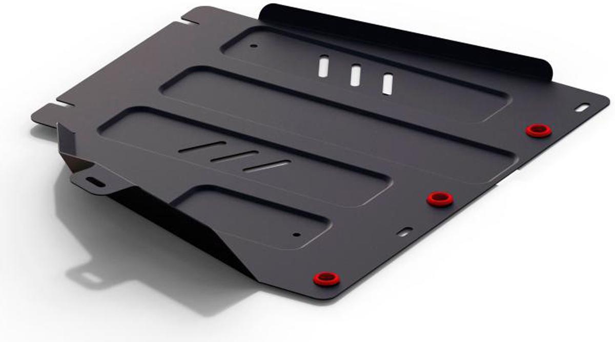 Защита КПП Автоброня Haval H9 2015-, сталь 2 мм111.09409.1Защита КПП Автоброня Haval H9,V-2,0T 2015-, сталь 2 мм, комплект крепежа, 111.09409.1Стальные защиты Автоброня надежно защищают ваш автомобиль от повреждений при наезде на бордюры, выступающие канализационные люки, кромки поврежденного асфальта или при ремонте дорог, не говоря уже о загородных дорогах. - Имеют оптимальное соотношение цена-качество. - Спроектированы с учетом особенностей автомобиля, что делает установку удобной. - Защита устанавливается в штатные места кузова автомобиля. - Является надежной защитой для важных элементов на протяжении долгих лет. - Глубокий штамп дополнительно усиливает конструкцию защиты. - Подштамповка в местах крепления защищает крепеж от срезания. - Технологические отверстия там, где они необходимы для смены масла и слива воды, оборудованные заглушками, закрепленными на защите. Толщина стали 2 мм. В комплекте крепеж и инструкция по установке.Уважаемые клиенты! Обращаем ваше внимание на тот факт, что защита имеет форму, соответствующую модели данного автомобиля. Наличие глубокого штампа и лючков для смены фильтров/масла предусмотрено не на всех защитах. Фото служит для визуального восприятия товара.
