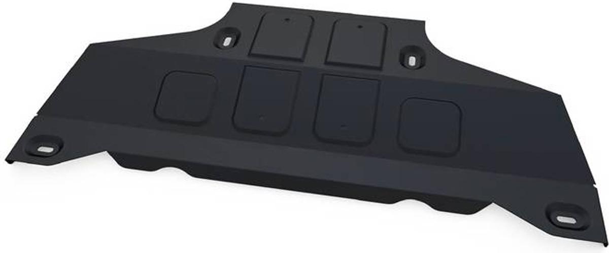 Защита КПП Автоброня Mercedes Benz Sprinter Classic 2013-, сталь 2 мм111.03922.1Защита КПП Автоброня Mercedes Benz Sprinter Classic, V - 2,1D 2013-, сталь 2 мм, комплект крепежа, 111.03922.1Дополнительно можно приобрести другие защитные элементы из комплекта: защита картера - 111.03921.1Стальные защиты Автоброня надежно защищают ваш автомобиль от повреждений при наезде на бордюры, выступающие канализационные люки, кромки поврежденного асфальта или при ремонте дорог, не говоря уже о загородных дорогах.- Имеют оптимальное соотношение цена-качество.- Спроектированы с учетом особенностей автомобиля, что делает установку удобной.- Защита устанавливается в штатные места кузова автомобиля.- Является надежной защитой для важных элементов на протяжении долгих лет.- Глубокий штамп дополнительно усиливает конструкцию защиты.- Подштамповка в местах крепления защищает крепеж от срезания.- Технологические отверстия там, где они необходимы для смены масла и слива воды, оборудованные заглушками, закрепленными на защите.Толщина стали 2 мм.В комплекте крепеж и инструкция по установке.Уважаемые клиенты!Обращаем ваше внимание на тот факт, что защита имеет форму, соответствующую модели данного автомобиля. Наличие глубокого штампа и лючков для смены фильтров/масла предусмотрено не на всех защитах. Фото служит для визуального восприятия товара.