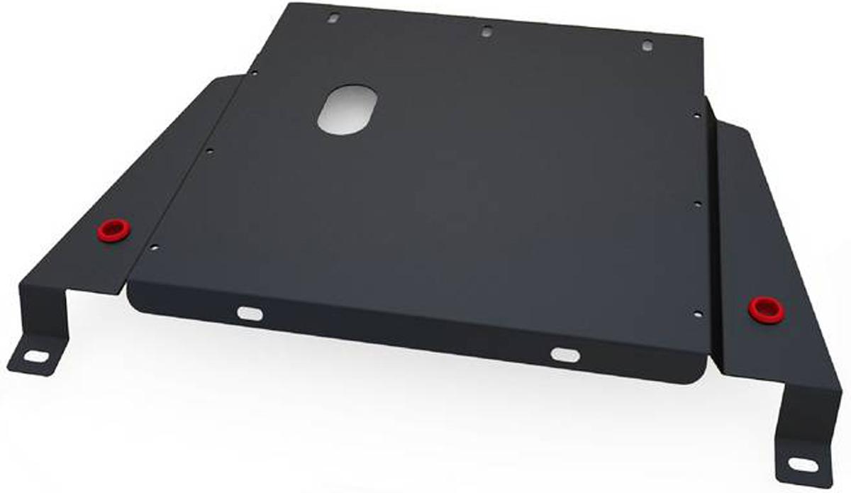 Защита КПП Автоброня Nissan Terrano II 1996-2002, сталь 2 мм111.04136.1Защита КПП Автоброня Nissan Terrano II, V - 2,4: 2,7D 1996-2002, сталь 2 мм, комплект крепежа, 111.04136.1 Дополнительно можно приобрести другие защитные элементы из комплекта: защита картера - 111.04135.1, защита РК - 111.04137.1Стальные защиты Автоброня надежно защищают ваш автомобиль от повреждений при наезде на бордюры, выступающие канализационные люки, кромки поврежденного асфальта или при ремонте дорог, не говоря уже о загородных дорогах. - Имеют оптимальное соотношение цена-качество. - Спроектированы с учетом особенностей автомобиля, что делает установку удобной. - Защита устанавливается в штатные места кузова автомобиля. - Является надежной защитой для важных элементов на протяжении долгих лет. - Глубокий штамп дополнительно усиливает конструкцию защиты. - Подштамповка в местах крепления защищает крепеж от срезания. - Технологические отверстия там, где они необходимы для смены масла и слива воды, оборудованные заглушками, закрепленными на защите. Толщина стали 2 мм. В комплекте крепеж и инструкция по установке.Уважаемые клиенты! Обращаем ваше внимание на тот факт, что защита имеет форму, соответствующую модели данного автомобиля. Наличие глубокого штампа и лючков для смены фильтров/масла предусмотрено не на всех защитах. Фото служит для визуального восприятия товара.