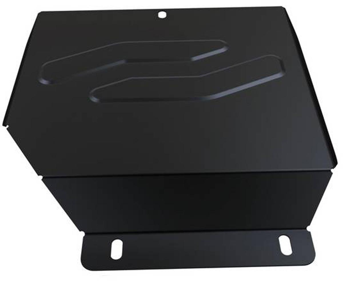 Защита редуктора Автоброня Honda Pilot 2012-, сталь 2 мм111.02123.1Защита редуктора Автоброня Honda Pilot, V - 3,5 2012-, сталь 2 мм, комплект крепежа, 111.02123.1Стальные защиты Автоброня надежно защищают ваш автомобиль от повреждений при наезде на бордюры, выступающие канализационные люки, кромки поврежденного асфальта или при ремонте дорог, не говоря уже о загородных дорогах. - Имеют оптимальное соотношение цена-качество. - Спроектированы с учетом особенностей автомобиля, что делает установку удобной. - Защита устанавливается в штатные места кузова автомобиля. - Является надежной защитой для важных элементов на протяжении долгих лет. - Глубокий штамп дополнительно усиливает конструкцию защиты. - Подштамповка в местах крепления защищает крепеж от срезания. - Технологические отверстия там, где они необходимы для смены масла и слива воды, оборудованные заглушками, закрепленными на защите. Толщина стали 2 мм. В комплекте крепеж и инструкция по установке.Уважаемые клиенты! Обращаем ваше внимание на тот факт, что защита имеет форму, соответствующую модели данного автомобиля. Наличие глубокого штампа и лючков для смены фильтров/масла предусмотрено не на всех защитах. Фото служит для визуального восприятия товара.