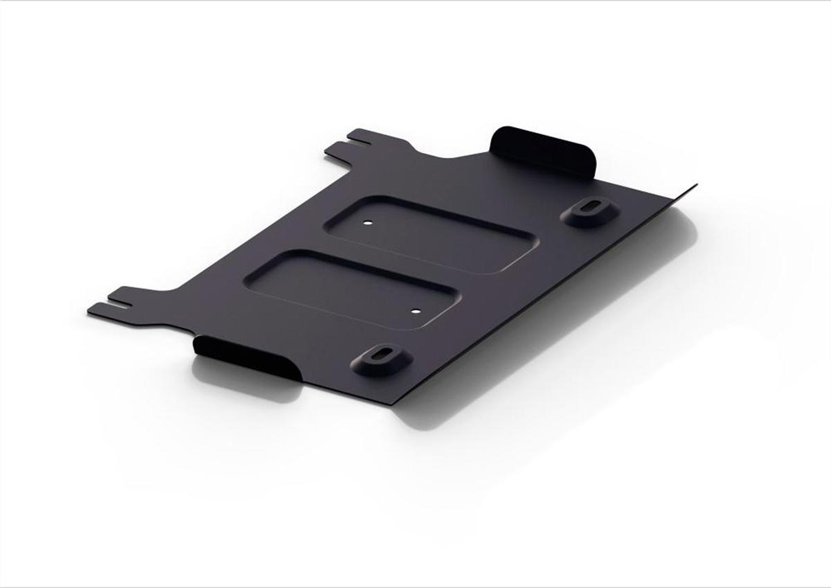 Защита РК Автоброня Haval H9 2015-, сталь 2 мм1.09410.1Защита РК Автоброня Haval H9,V-2,0T 2015-, сталь 2 мм, штатный крепеж, 1.09410.1Стальные защиты Автоброня надежно защищают ваш автомобиль от повреждений при наезде на бордюры, выступающие канализационные люки, кромки поврежденного асфальта или при ремонте дорог, не говоря уже о загородных дорогах. - Имеют оптимальное соотношение цена-качество. - Спроектированы с учетом особенностей автомобиля, что делает установку удобной. - Защита устанавливается в штатные места кузова автомобиля. - Является надежной защитой для важных элементов на протяжении долгих лет. - Глубокий штамп дополнительно усиливает конструкцию защиты. - Подштамповка в местах крепления защищает крепеж от срезания. - Технологические отверстия там, где они необходимы для смены масла и слива воды, оборудованные заглушками, закрепленными на защите. Толщина стали 2 мм. В комплекте инструкция по установке. При установке используется штатный крепеж автомобиля.Уважаемые клиенты! Обращаем ваше внимание на тот факт, что защита имеет форму, соответствующую модели данного автомобиля. Наличие глубокого штампа и лючков для смены фильтров/масла предусмотрено не на всех защитах. Фото служит для визуального восприятия товара.