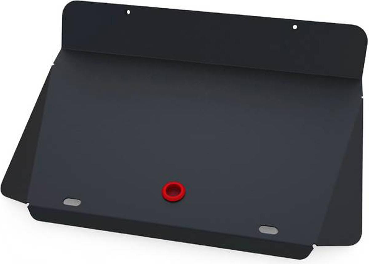 Защита РК Автоброня Nissan Terrano II 1996-2002, сталь 2 мм111.04137.1Защита РК Автоброня Nissan Terrano II, V - 2,4: 2,7D 1996-2002, сталь 2 мм, комплект крепежа, 111.04137.1Дополнительно можно приобрести другие защитные элементы из комплекта: защита картера - 111.04135.1, защита КПП - 111.04136.1Стальные защиты Автоброня надежно защищают ваш автомобиль от повреждений при наезде на бордюры, выступающие канализационные люки, кромки поврежденного асфальта или при ремонте дорог, не говоря уже о загородных дорогах.- Имеют оптимальное соотношение цена-качество.- Спроектированы с учетом особенностей автомобиля, что делает установку удобной.- Защита устанавливается в штатные места кузова автомобиля.- Является надежной защитой для важных элементов на протяжении долгих лет.- Глубокий штамп дополнительно усиливает конструкцию защиты.- Подштамповка в местах крепления защищает крепеж от срезания.- Технологические отверстия там, где они необходимы для смены масла и слива воды, оборудованные заглушками, закрепленными на защите.Толщина стали 2 мм.В комплекте крепеж и инструкция по установке.Уважаемые клиенты!Обращаем ваше внимание на тот факт, что защита имеет форму, соответствующую модели данного автомобиля. Наличие глубокого штампа и лючков для смены фильтров/масла предусмотрено не на всех защитах. Фото служит для визуального восприятия товара.