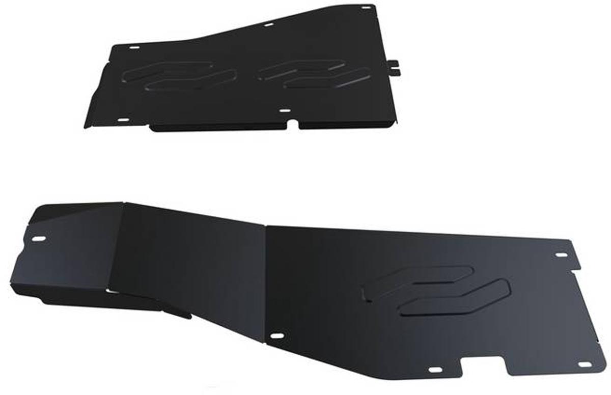 Защита топливных трубок Автоброня Honda Pilot 2012-, сталь 2 мм111.02124.1Защита топливных трубок Автоброня Honda Pilot, V - 3,5 2012-, сталь 2 мм, комплект крепежа, 111.02124.1Стальные защиты Автоброня надежно защищают ваш автомобиль от повреждений при наезде на бордюры, выступающие канализационные люки, кромки поврежденного асфальта или при ремонте дорог, не говоря уже о загородных дорогах. - Имеют оптимальное соотношение цена-качество. - Спроектированы с учетом особенностей автомобиля, что делает установку удобной. - Защита устанавливается в штатные места кузова автомобиля. - Является надежной защитой для важных элементов на протяжении долгих лет. - Глубокий штамп дополнительно усиливает конструкцию защиты. - Подштамповка в местах крепления защищает крепеж от срезания. - Технологические отверстия там, где они необходимы для смены масла и слива воды, оборудованные заглушками, закрепленными на защите. Толщина стали 2 мм. В комплекте крепеж и инструкция по установке.Уважаемые клиенты! Обращаем ваше внимание на тот факт, что защита имеет форму, соответствующую модели данного автомобиля. Наличие глубокого штампа и лючков для смены фильтров/масла предусмотрено не на всех защитах. Фото служит для визуального восприятия товара.