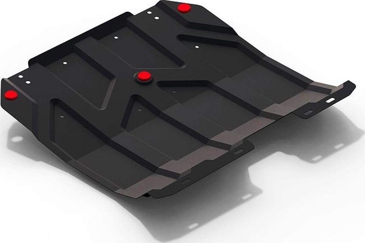 Защита картера и КПП Автоброня Chery Tiggo 5 2014-2016, 2016-, сталь 2111.00917.1Защита картера и КПП Автоброня Chery Tiggo 5 2014-2016, 2016-, V - 2.0; передний привод, сталь 2 мм, 111.00917.1Стальные защиты Автоброня надежно защищают ваш автомобиль от повреждений при наезде на бордюры, выступающие канализационные люки, кромки поврежденного асфальта или при ремонте дорог, не говоря уже о загородных дорогах. - Имеют оптимальное соотношение цена-качество. - Спроектированы с учетом особенностей автомобиля, что делает установку удобной. - Защита устанавливается в штатные места кузова автомобиля. - Является надежной защитой для важных элементов на протяжении долгих лет. - Глубокий штамп дополнительно усиливает конструкцию защиты. - Подштамповка в местах крепления защищает крепеж от срезания. - Технологические отверстия там, где они необходимы для смены масла и слива воды, оборудованные заглушками, закрепленными на защите. Толщина стали 2 мм. В комплекте крепеж и инструкция по установке.Уважаемые клиенты! Обращаем ваше внимание на тот факт, что защита имеет форму, соответствующую модели данного автомобиля. Наличие глубокого штампа и лючков для смены фильтров/масла предусмотрено не на всех защитах. Фото служит для визуального восприятия товара.