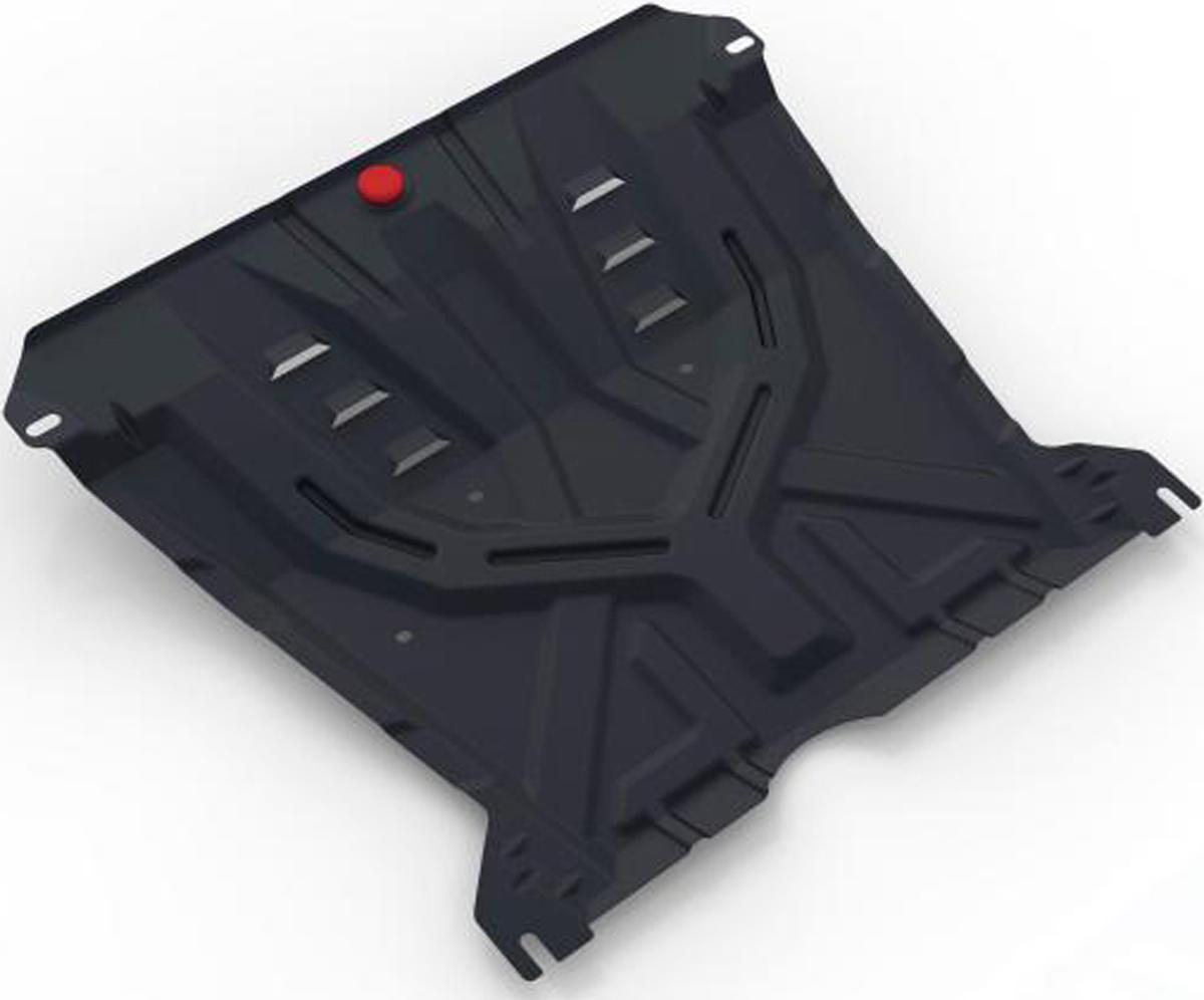 Защита картера и КПП Автоброня Chevrolet Lacetti 2004-2013, сталь 2 мм111.01004.3Защита картера и КПП Автоброня Chevrolet Lacetti, V - 1,4; 1,6; 1,8 2004-2013, сталь 2 мм, комплект крепежа, 111.01004.3Стальные защиты Автоброня надежно защищают ваш автомобиль от повреждений при наезде на бордюры, выступающие канализационные люки, кромки поврежденного асфальта или при ремонте дорог, не говоря уже о загородных дорогах.- Имеют оптимальное соотношение цена-качество.- Спроектированы с учетом особенностей автомобиля, что делает установку удобной.- Защита устанавливается в штатные места кузова автомобиля.- Является надежной защитой для важных элементов на протяжении долгих лет.- Глубокий штамп дополнительно усиливает конструкцию защиты.- Подштамповка в местах крепления защищает крепеж от срезания.- Технологические отверстия там, где они необходимы для смены масла и слива воды, оборудованные заглушками, закрепленными на защите.Толщина стали 2 мм.В комплекте крепеж и инструкция по установке.