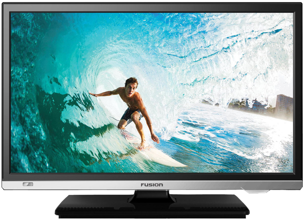 Fusion FLTV-22N100T, Black телевизор fusion fltv 24h100 black телевизор