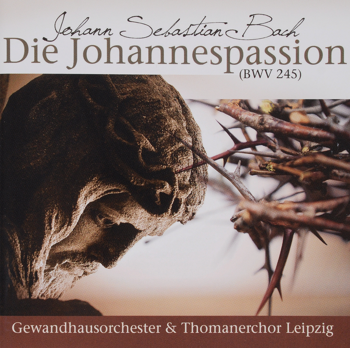 цена на J.S. Bach. Die Johannes Passion (2 CD)