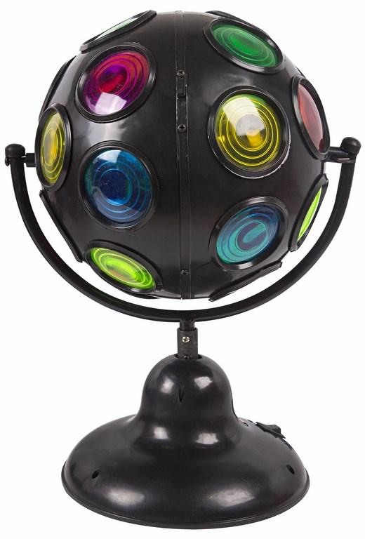 Диско-шар Neon-Night 601-258, диаметр 20 см, 35Вт, 220В mag2000 шар диско 20см 1шт в пвх боксе