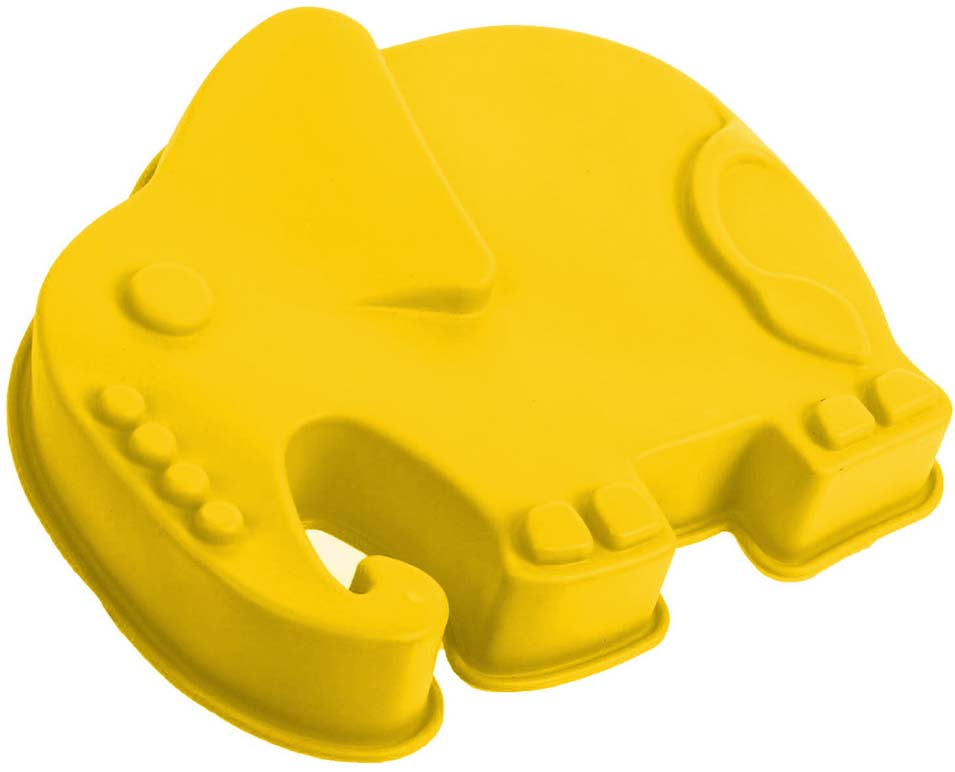 Форма для выпечки Доляна Слоник, цвет: желтый, 19 х 17 см1685188_желтыйФорма Доляна Слоник выполнена из силикона, благодаря этому выпечку вынимать легко и просто. Материал устойчив к фруктовым кислотам, может быть использован в духовках и микроволновых печах. Перед первым применением промойте предмет тёплой водой.В процессе приготовления используйте кухонный инструмент из дерева, пластика или силикона.Перед извлечением блюда из силиконовой формы дайте ему немного остыть, осторожно отогните края предмета.Готовьте с удовольствием!