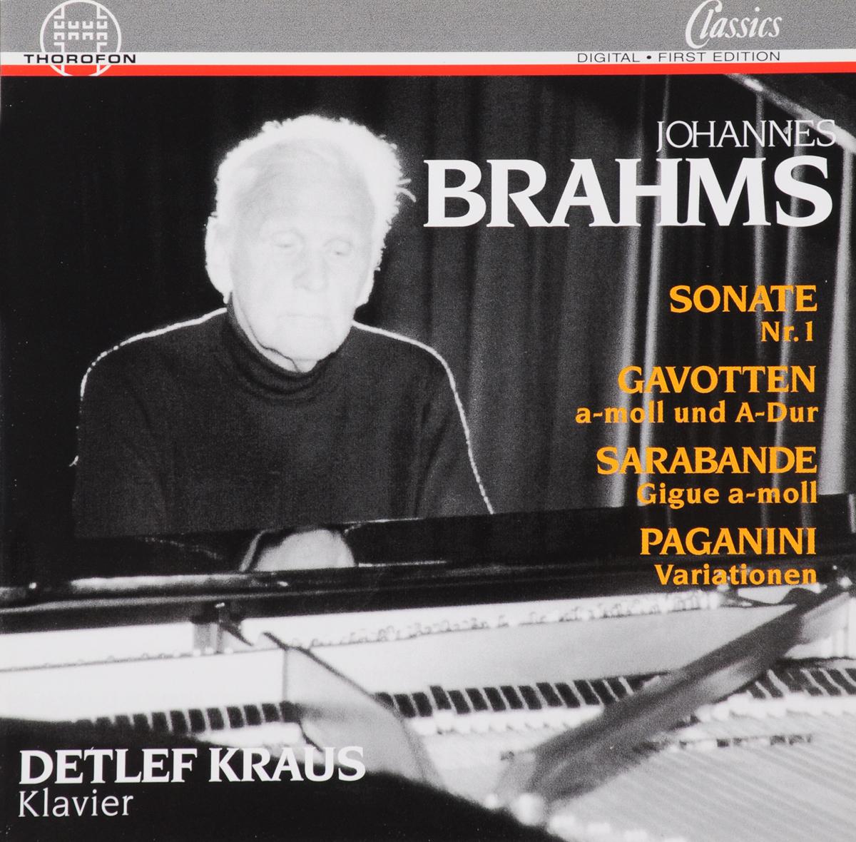 J. Brahms J. Brahms. Sonate Nr.1