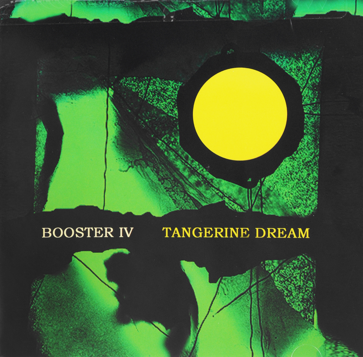 Tangerine Dream. Booster IV (2 CD)