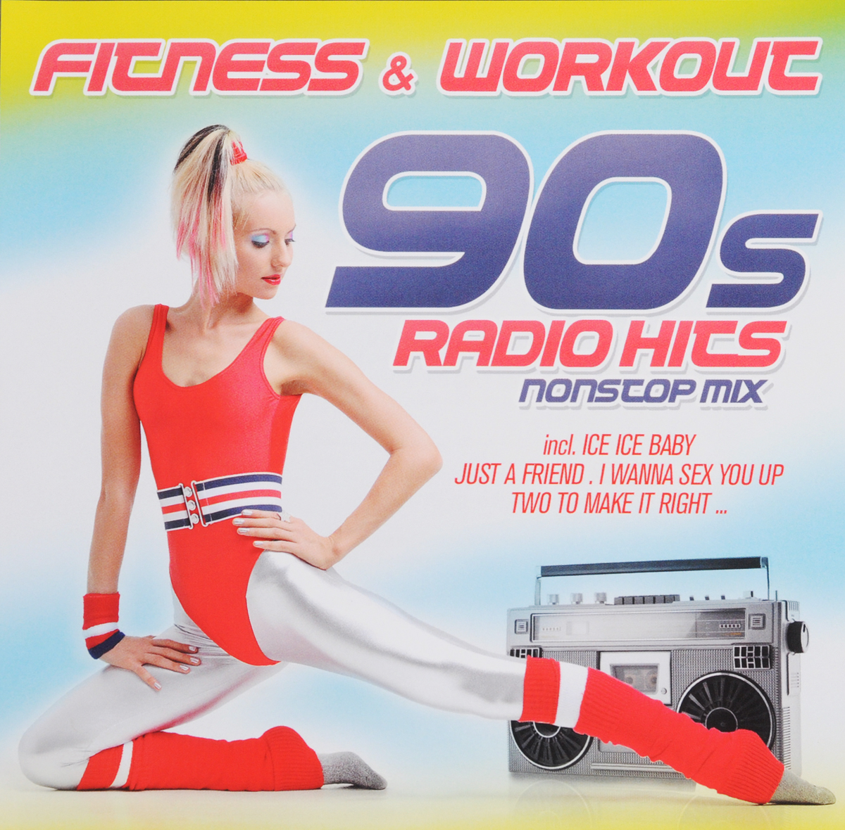 Fitness & Workout: 90s Radio Hits
