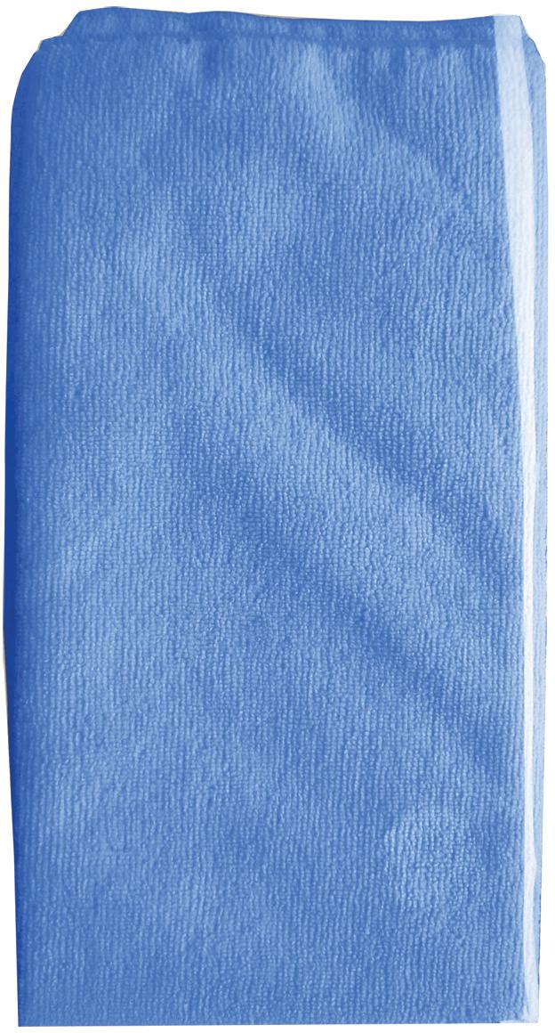 Тряпка для мытья пола Лайма Стандарт, цвет: синий, 70 х 80 см601250Тряпка для пола из микрофибры идеальна для мытья полов: эффективно очищает, обладает повышенной впитываемостью, не оставляет разводов и ворса. Тряпка обладает антибактериальным эффектом, не изнашивается и имеет долгий срок службы.