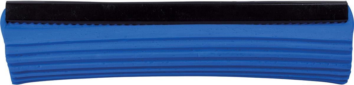 Насадка для швабры Лайма, цвет: синий, 26 см601484Насадка Лайма из материала PVA предназначена для проведения влажнойуборки. Используется в комплексе со шваброй, к которой она крепится с помощьюболтов, входящих в комплект. Насадка обладает отличными впитывающимисвойствами.