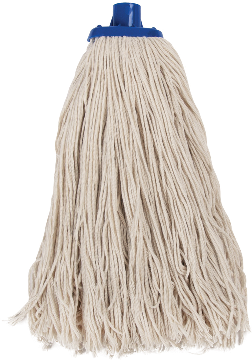 Насадка для швабры Лайма Моп, веревочная, ворс 26 см, цвет: бежевый601489Веревочная насадка Лайма предназначена для проведения влажной уборки в помещениях с небольшой площадью. Хлопок обеспечивает хорошую впитываемость, а полиэстер - прочность и износоустойчивость.