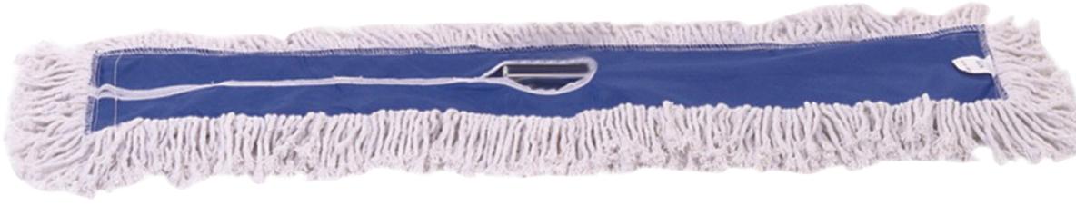 Держатель-рамка для швабры Лайма Проф, с насадкой МОП, цвет: синий, 110 см601506Металлический держатель-рамка с хлопковой насадкой Лайма предназначен для проведения влажной и сухой уборки помещений большой площади. Используется в комплекте с ручкой. Насадка крепится на держателе с помощью завязок.