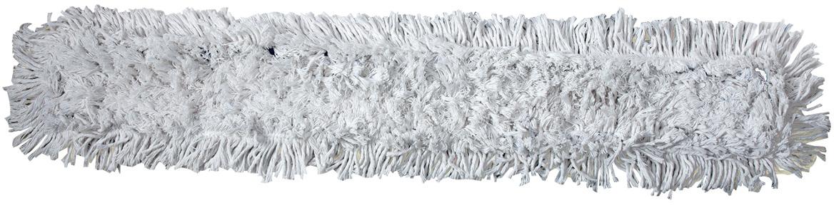 Насадка для швабры-рамки Лайма Моп, на завязках, цвет: белый, 110 х 15 см источник хабитата из нержавеющей стали армированного пластика хлопка швабры магии трансвестита хлопок голова 38см g02200