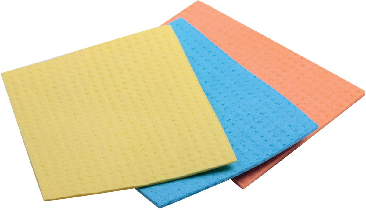 Набор салфеток Лайма, для влажной уборки, 15 х 18 см, 3 шт601477Целлюлозные салфетки Лайма для влажной уборки. Обладают отличными впитывающими свойствами, не оставляют ворса. В сухом состоянии твердеют, необходимо смачивать перед применением.