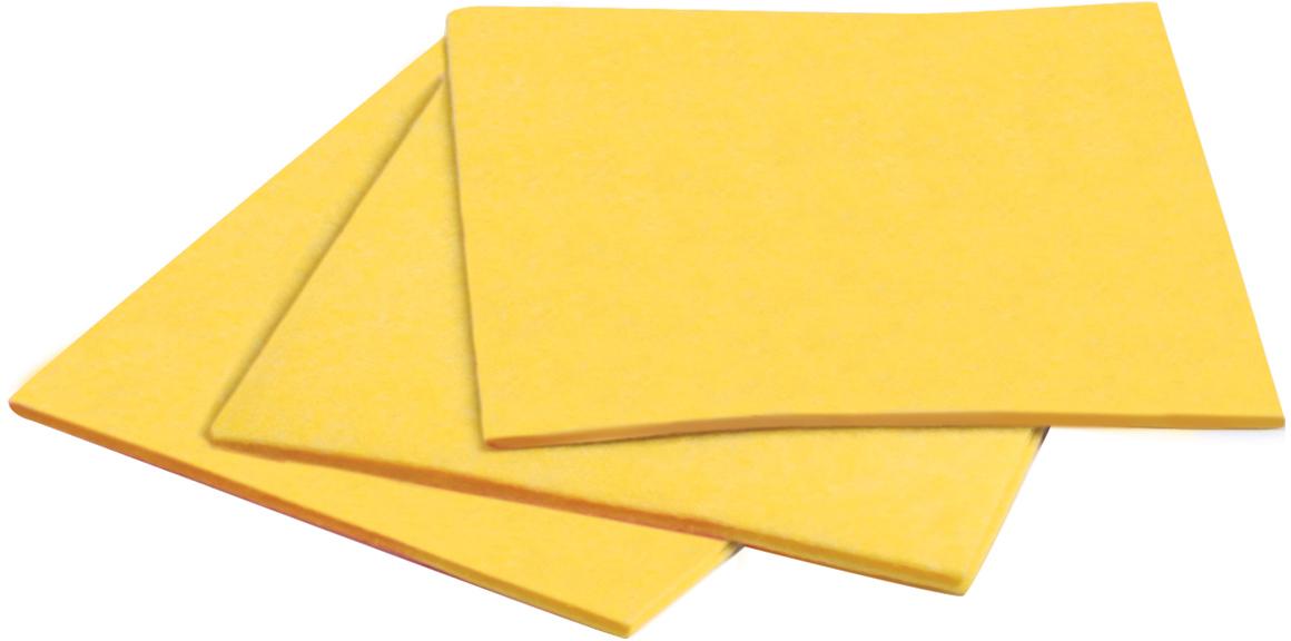 Набор салфеток Лайма, для сухой и влажной уборки, цвет: желтый, 30 х 38 см, 5 штК4083Универсальные салфетки Лайма предназначены для проведения влажной и сухой уборки. Высокое содержание вискозы обеспечивает отличную впитываемость.