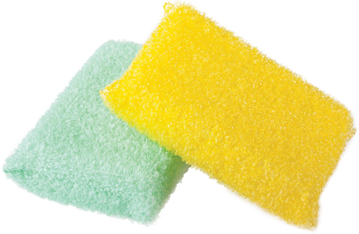 Набор губок Лайма, в оплетке, 3,2 х 12 х 8 см, 2 штК1012Губки Лайма в пластиковой оплетке прекрасно справляются со стойкими загрязнениями, неповреждая поверхность. Предназначены для мытья посуды, а также чистки различныхделикатных поверхностей.