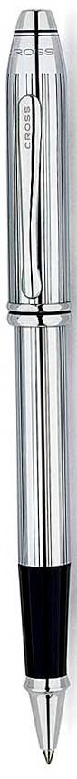 Cross Ручка-роллер Selectip Townsend цвет корпуса серебристый535Американская компания CROSS – один из старейших брендов среди производителей пишущих инструментов и деловых аксессуаров. Компания была основана в 1846 году ювелиром Ричардом Кроссом и изначально специализировалась на производстве роскошных ротом и серебром. На протяжении долгих лет пишущие инструек из драгоценных металлов и ювелирных корпусов для карандашей, тисненных золотом и серебром. На протяжении долгих лет пишущие инструменты CROSS остаются классическим выбором для подарка.Ручка CROSS — это оригинальный персонгальный подарок и неотъемлемый элемент вашего стиля.Это голос доверия,который создает долгосрочные отношения между людьми и обогащет смыслом драгоценные моменты.Каждая ручка CROSS имеет пожизненную механическую гарантию. Ручка-роллер Cross Townsend, Lustrous Chrome / АРТИКУЛ: 535Механизм: съемный колпачок. Корпус: хром. Отделка: хром. Цвет: хром. Механизм:съемный колпачок Цвет корпуса:серебряный, стальной Отделка элементов:серебряный цвет Названная в честь основателя компании Алонзо Таунсенда Кросса, коллекция Cross Townsend - настоящий шедевр. В ней гармонично сочетаются ювелирное мастерство и самые передовые технологии. Это драгоценность в ваших руках. Отличительная черта коллекции - широкий диаметр корпуса пишущих инструментов и опоясывающие его двойные кольца.