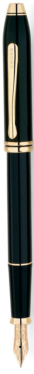 Cross Ручка-роллер Selectip Townsend цвет корпуса черный
