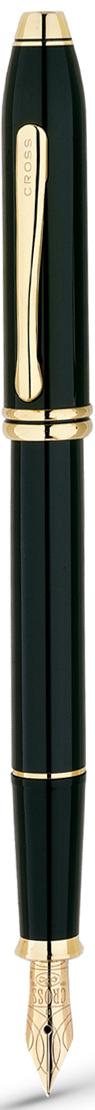 Cross Ручка перьевая Townsend цвет корпуса черный576-MDАмериканская компания CROSS – один из старейших брендов среди производителей пишущих инструментов и деловых аксессуаров. Компания была основана в 1846 году ювелиром Ричардом Кроссом и изначально специализировалась на производстве роскошных ротом и серебром. На протяжении долгих лет пишущие инструек из драгоценных металлов и ювелирных корпусов для карандашей, тисненных золотом и серебром. На протяжении долгих лет пишущие инструменты CROSS остаются классическим выбором для подарка.Ручка CROSS — это оригинальный персонгальный подарок и неотъемлемый элемент вашего стиля.Это голос доверия,который создает долгосрочные отношения между людьми и обогащет смыслом драгоценные моменты.Каждая ручка CROSS имеет пожизненную механическую гарантию. Перьевая ручка Cross Townsend, Black Lacquer (Перо M) / АРТИКУЛ: 576-MDПеро: золото 18K. Корпус: многослойное лаковое покрытие. Отделка: позолота 23 карата. Особенности: чернильный баллончик, конвертор. Цвет: черный лак. Механизм:съемный колпачок Цвет корпуса:Черный Отделка элементов:золотой цвет Толщина корпуса:стандартная Перо:золото 18k Страна:США Толщина пишущего узла:m (среднее), f (тонкое) Названная в честь основателя компании Алонзо Таунсенда Кросса, коллекция Cross Townsend - настоящий шедевр. В ней гармонично сочетаются ювелирное мастерство и самые передовые технологии. Это драгоценность в ваших руках. Отличительная черта коллекции - широкий диаметр корпуса пишущих инструментов и опоясывающие его двойные кольца.