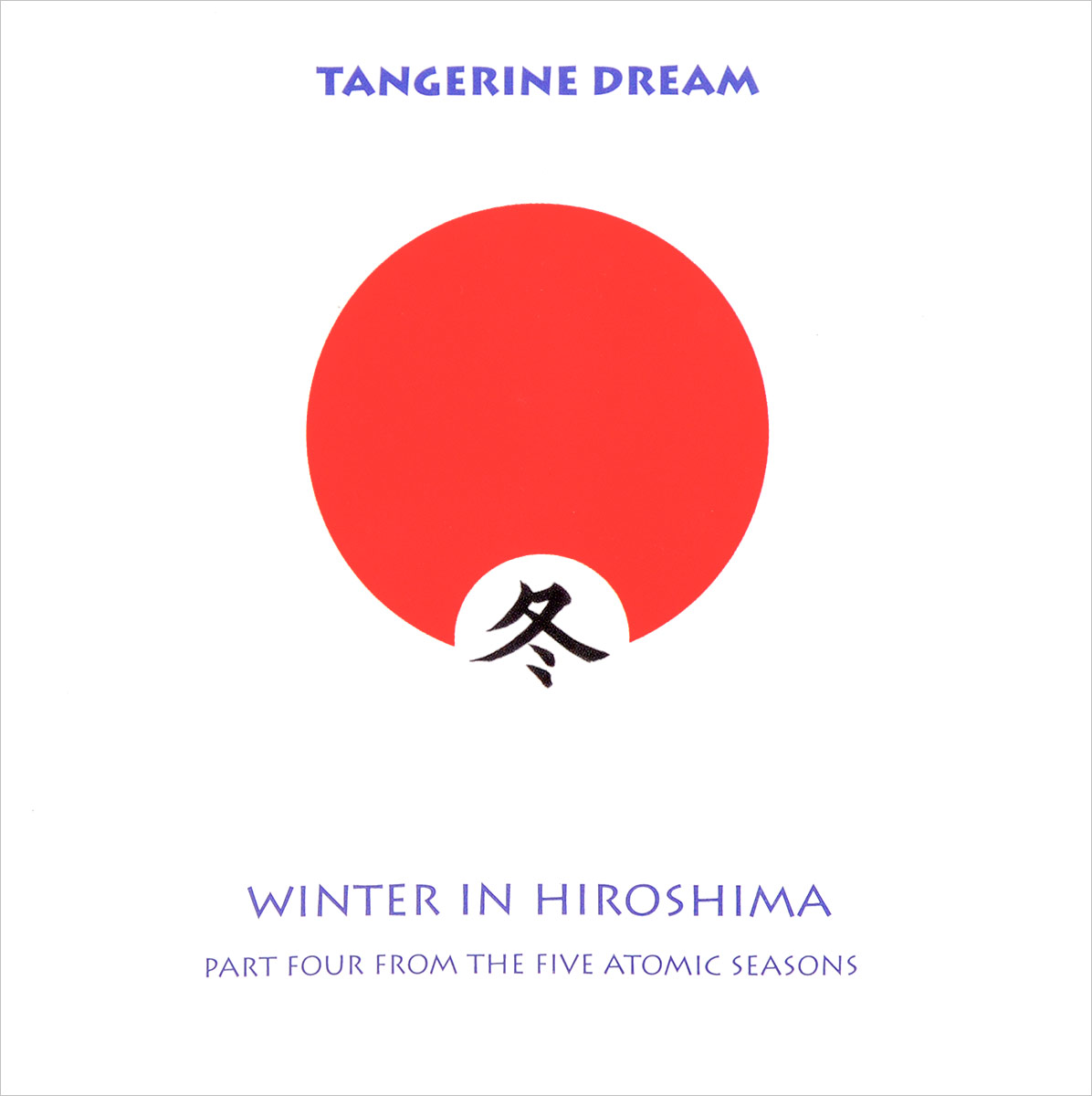 Tangerine Dream. Winter In Hiroshima